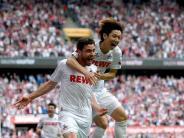 Europacup-Comeback: Köln feiert «Europapokaaal» - Modeste und Co. stürmenPK