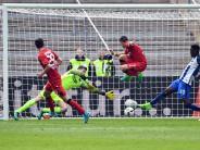 Kurs auf Europa: Hertha macht es spannend: BVB kontra Eintracht entscheidet