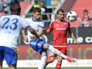 Fußball-Bundesliga: Ingolstadt vergibt bei Abschiedsvorstellung Sieg gegen S04