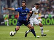 Fußball-Bundesliga: Gladbach verpasst Europa League: 2:2 gegen Darmstadt