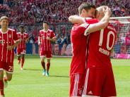 Emotionaler Meister-Nachmittag: FC Bayern siegt 4:1 und verabschiedet Kapitän Lahm