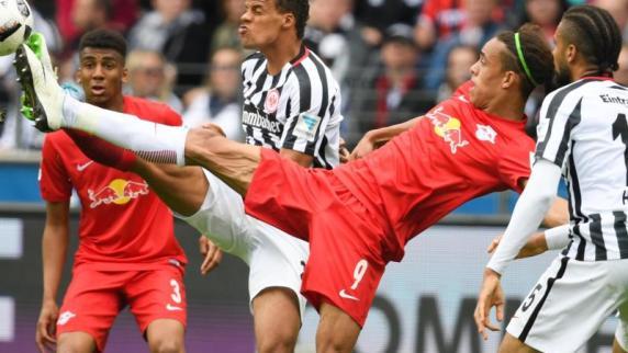 2:2 vor Pokalfinale: Frankfurt holt sich Selbstvertrauen mit Remis gegen Leipzig