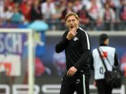 Vom Aufsteiger zum Vizemeister: RB-Coach: «Nicht konstant um die Meisterschaft mitspielen»