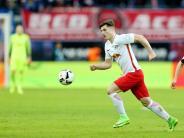 Mehrwöchige Pause: RB Leipzigs Sabitzer zieht sich Armverletzung zu