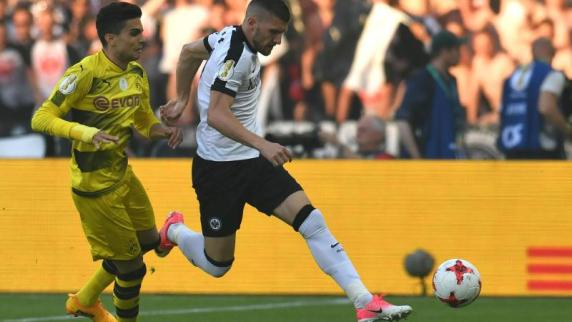 Rebic und fünf weitere Profis verlassen Eintracht Frankfurt