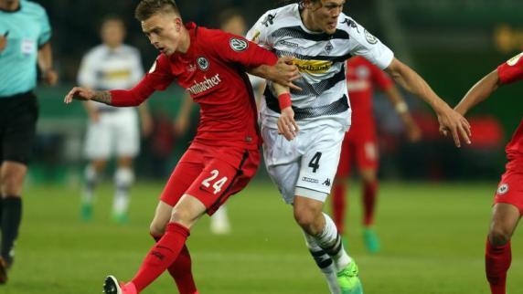 Wolf bleibt weitere Saison bei Eintracht Frankfurt