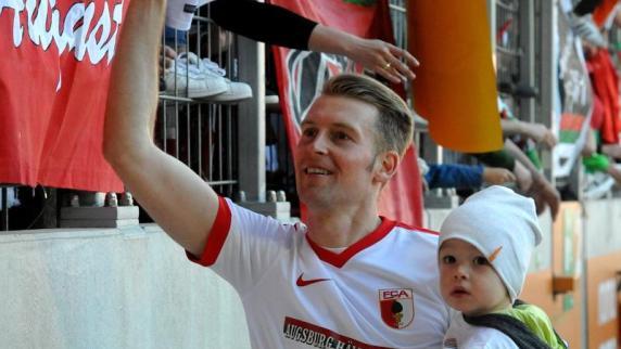 FC Augsburg: Der FC Augsburg verlängert mit Callsen-Bracker