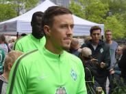 Trotz Ausstiegsklausel: Werder Bremen rechnet «sehr stark» mit Kruse-Verbleib