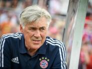 FC Bayern in Shanghai: Ancelotti: James soll keinen ersetzen - Arsenal-Vorfreude