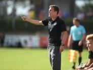 Bundesliga: VfB Stuttgart verlängert Vertrag von Trainer Wolf
