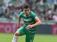 Achillessehnenprobleme: Werder-Kapitän Junuzovic muss pausieren