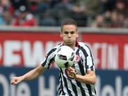Testspiel: Gacinovic trifft beim 1:1 der Eintracht gegen US Sassuolo
