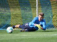 Verletzung am Sprunggelenk: Hertha-Ersatzkeeper Klinsmann fällt mehrere Wochen aus