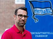 Preetz zurückhaltend: Hertha-Manager: Platz sechs keine «realistische» Zielsetzung