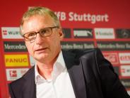Sportvorstand will Transfers: Reschke beginnt beim VfB:«Es wird ein hartes Ringen»