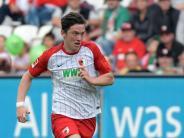 """FC Augsburg: Gregoritsch mit Kampfansage an HSV: """"Hätte mich nicht verkauft"""""""