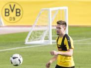 Dortmund: Unfallflucht: BVB-Profi Raphaël Guerreiro muss 90.000 Euro zahlen