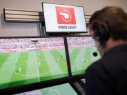 Zuschauerinformation per Logo: Keine Bewegtbilder vom Videobeweis zum Ligastart