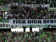 Nach DFB-Gesprächsangebot: Zahlreiche Protestaktionen der Fans in Stadien