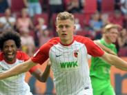 Spätes 2:2 gegen Gladbach: Augsburg feiert Tordebütanten Córdova