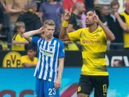 2:0 gegen Hertha: BVB setzt Heimserie auch mit Trainer Bosz fort