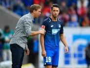 Vor Sonntagsspiel: Hoffenheim rechnet gegen Hertha wieder mit Torjäger Mark Uth