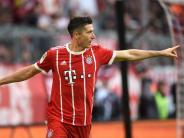 FCB-Stürmer beeindruckt: Lewandowski mit Rekordquote - Bericht zu Real «Quatsch»
