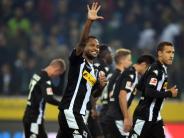 Doppelpack: Raffael führt Gladbach zum Sieg gegen Stuttgart
