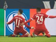 Bundesliga: Bayern trotzt dem Neuer-Ausfall: Souveränes 3:0 auf Schalke