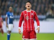Chance genutzt: James-Gala mindert Bayern-Sorgen um Neuer