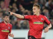 1:1 gegen Hannover: Petersens 20. Joker-Tor rettet SCFreiburg vor Niederlage