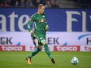 Gulacsi wieder im RB-Tor: Leipzig-Coach Hasenhüttl nimmt Baiers Entschuldigung an