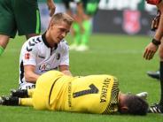 Trotz Schlamassel: Bremen und Freiburg wollen ruhig zurück zum Glück