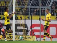 Top-Elf des 6. Spieltages: Kuriositäten und Patzer des sechsten Bundesliga-Spieltags