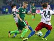 Weiter imTabellenkeller: Torloses Nordderby zwischen HSV und Werder