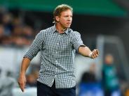 Als erster Trainer: Hoffenheims Nagelsmann spendet ein Prozent seines Gehalts