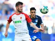 FC Augsburg: Marcel Heller ist zurück - und will jetzt punkten