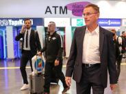 Zukunft des Sportdirektors: RB-Boss Mintzlaff geht von Rangnicks Bleiben nach 2019 aus