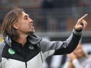 Bundesliga: Schmidt will mit Wolfsburg mittelfristig nach Europa