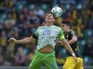 Fit nach Verletzung: Wolfsburg wieder mit Gomez gegen Hoffenheim