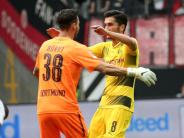 Torwart-Diskussion: Viel kritisiert, vehement verteidigt: BVB-Keeper Bürki