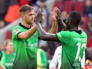 Bundesliga-Aufsteiger: Hannover 96 herzt Doppelpack-Joker Füllkrug