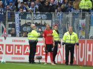 Bundesliga: Freiburgs Schuster von Hertha-Fans bespuckt:«Geht zu weit»