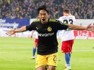 Common Goal: Auch BVB-Star Kagawa spendet einen Teil seines Gehalts