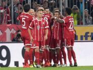 FC Bayern: Bayern besiegen Bullen mit 2:0