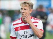 Bundesliga: HSV-Coach verwehrt Holtby Einsatz im Regionalliga-Team