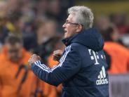 Lewandowski-Ersatz: Heynckes reserviert in Stürmer-Frage: «Wen willst du holen?»