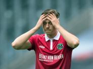 Breitenreiter sauer: Wegen Verletzung bei U21: Hannover 96 kritisiert DFB
