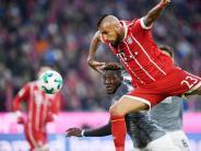 Derbyerfolg: FCBayern beschert Heynckes gegen Augsburg Jubiläumssieg