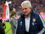 Jubiläum: 500. Bundesligasieg: Heynckes erreicht historische Marke